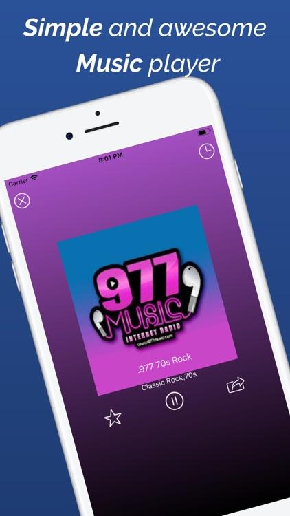 FM Radio: Fm, Am & Radio app screenshot-3