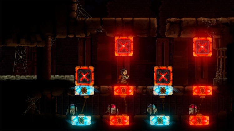 Teslagrad screenshot-3