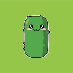 Kawaii Pickle - Cute Pickles