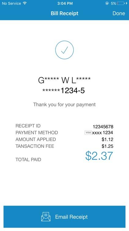 PG&E Mobile Bill Pay screenshot-4
