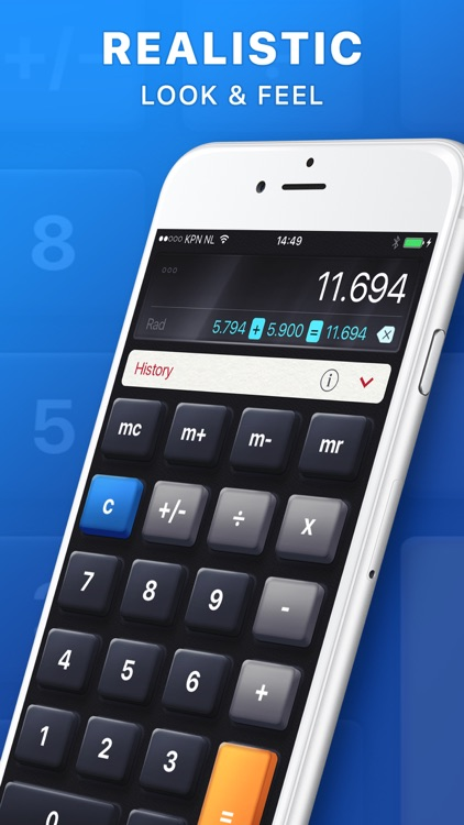 Calculator HD - Pro screenshot-2