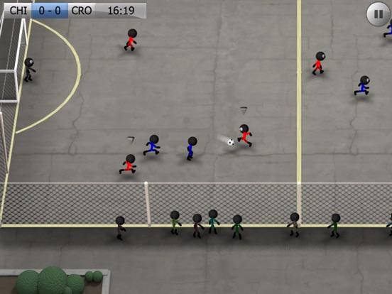 Stickman Soccer Скриншоты8