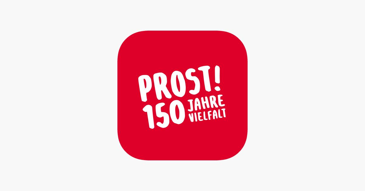 150 Jahre Getränke Geins on the App Store