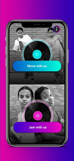 Dance With Us! on the App Store