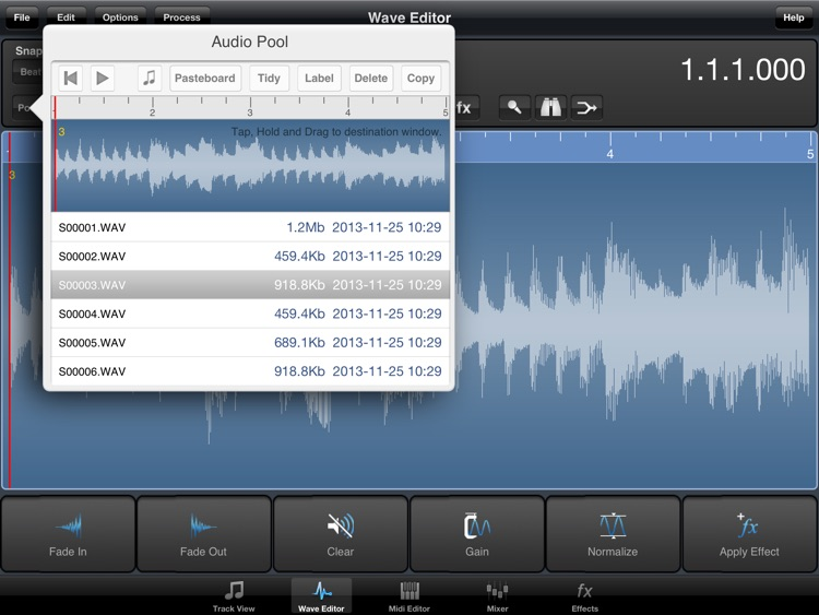 MeteorLite Multitrack Recorder screenshot-3