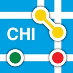 Hack Chicago L - Subway Map