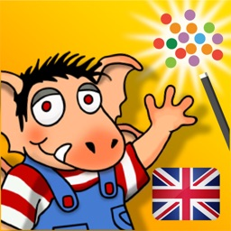 UK-Little Monster at School