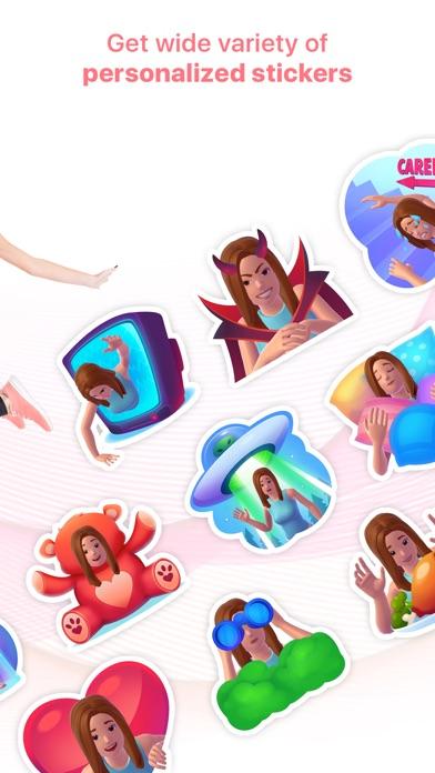 MojiCam - New Personal Emoji Screenshot 4
