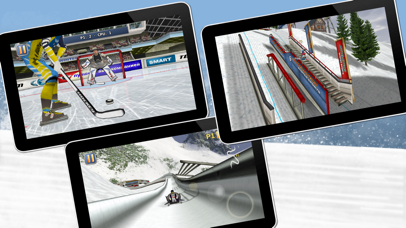Athletics 2: Winter Sports screenshot 4
