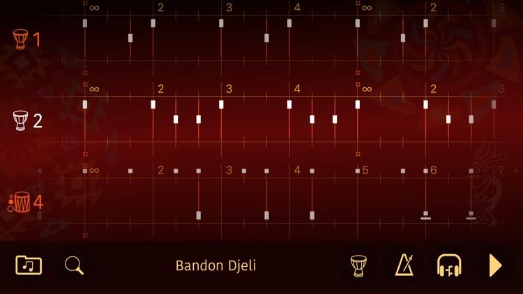Piti Piti Pa - Djembe Studio screenshot-5