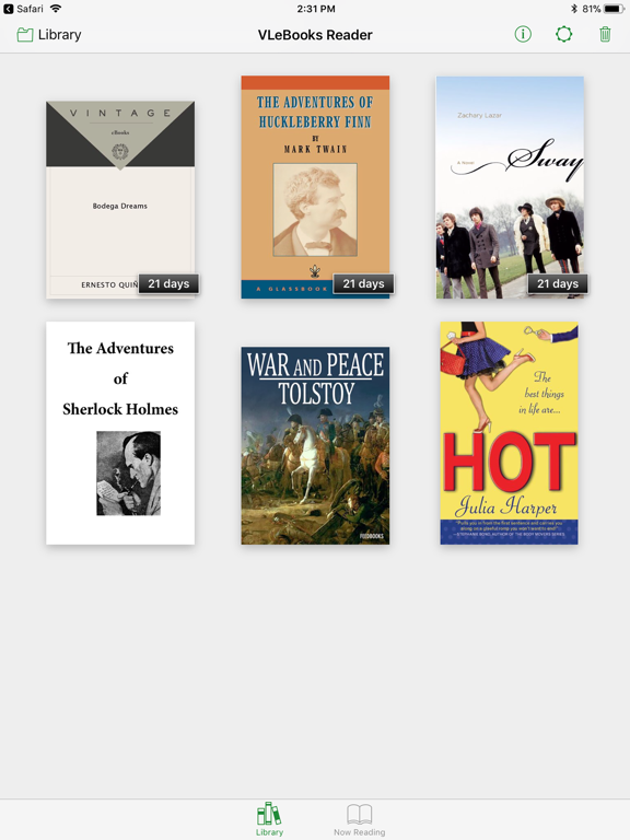 VleBooks eBook Readerのおすすめ画像2