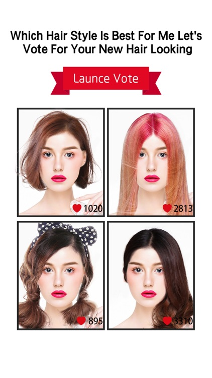 Hair Style Salon&Color Changer screenshot-7