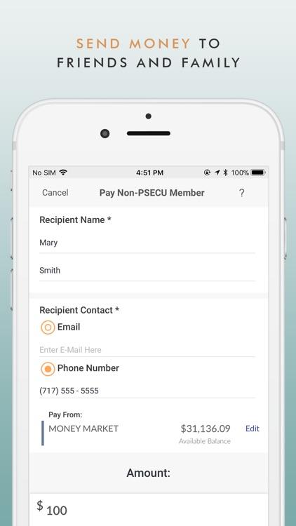 PSECU Mobile screenshot-3