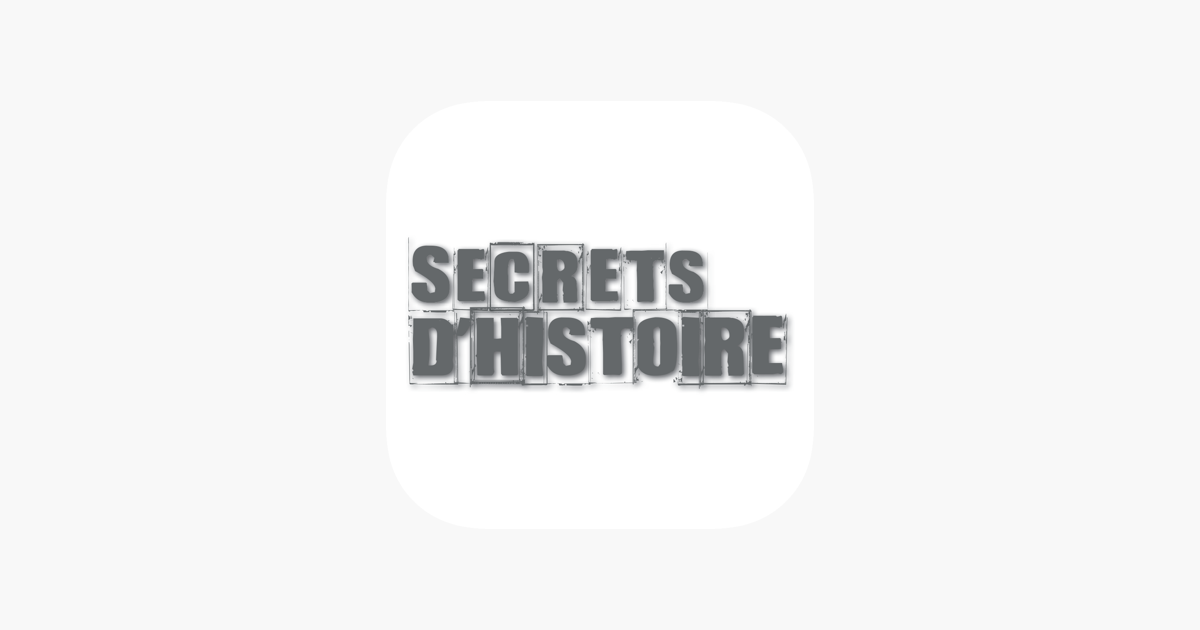 secrets d 39 histoire magazine dans l app store. Black Bedroom Furniture Sets. Home Design Ideas