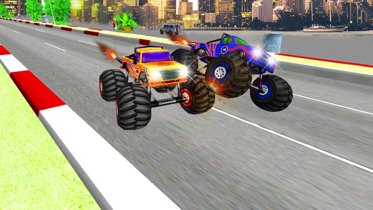 Monster Truck Racing Challenge