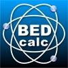 BED計算電卓(生物学的等価線量)
