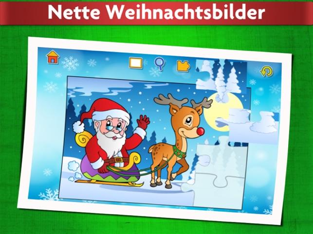 Hello Kitty Weihnachtsbilder.Weihnachtsspiele Puzzlespiel Im App Store