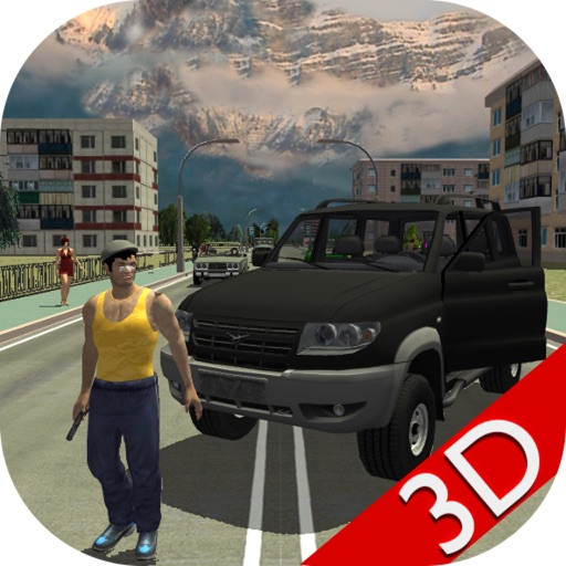 Criminal russia driver 3d youtube.