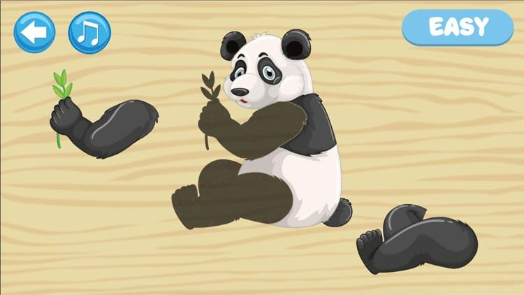 Pazel: Animals Puzzle for Kids screenshot-3