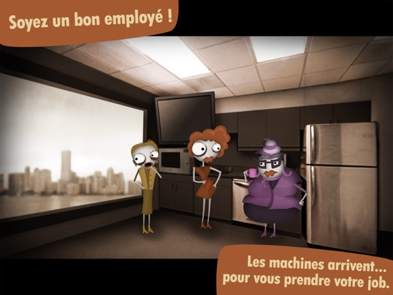 Screenshot #6 pour Human Resource Machine