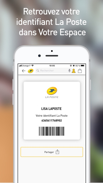 La Poste - Services Postaux screenshot-3