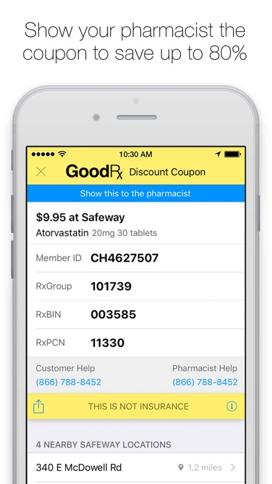 download GoodRx – Save On Prescriptions apps 0