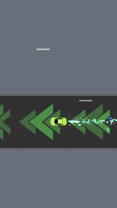 Swing Drift Screenshot