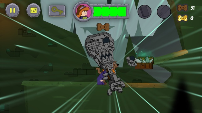 LEGO® Scooby-Doo Escape from Haunted Isle on the App Store