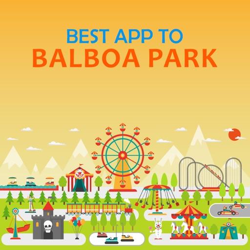 Best App to Balboa Park