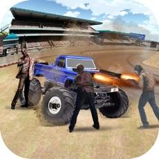 Activities of Zombie Car Smash Roadkiller