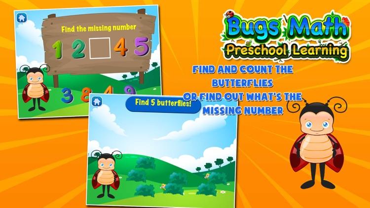 Bugs Math Games screenshot-3