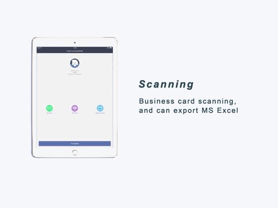 Screenshot #3 for Business card scaner--Sam Full