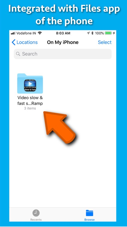 Video slow & fast speed Ramp screenshot-7