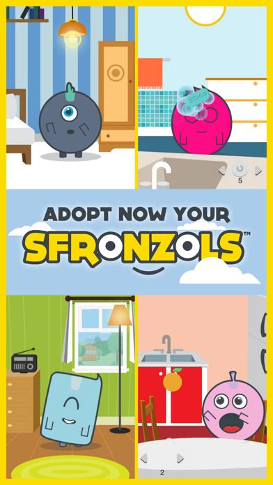 Sfronzols - 「スフロンゾル」のおすすめ画像1