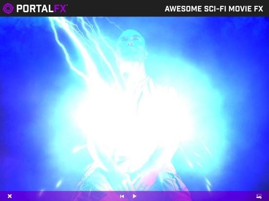 Screenshot #1 for Portal FX