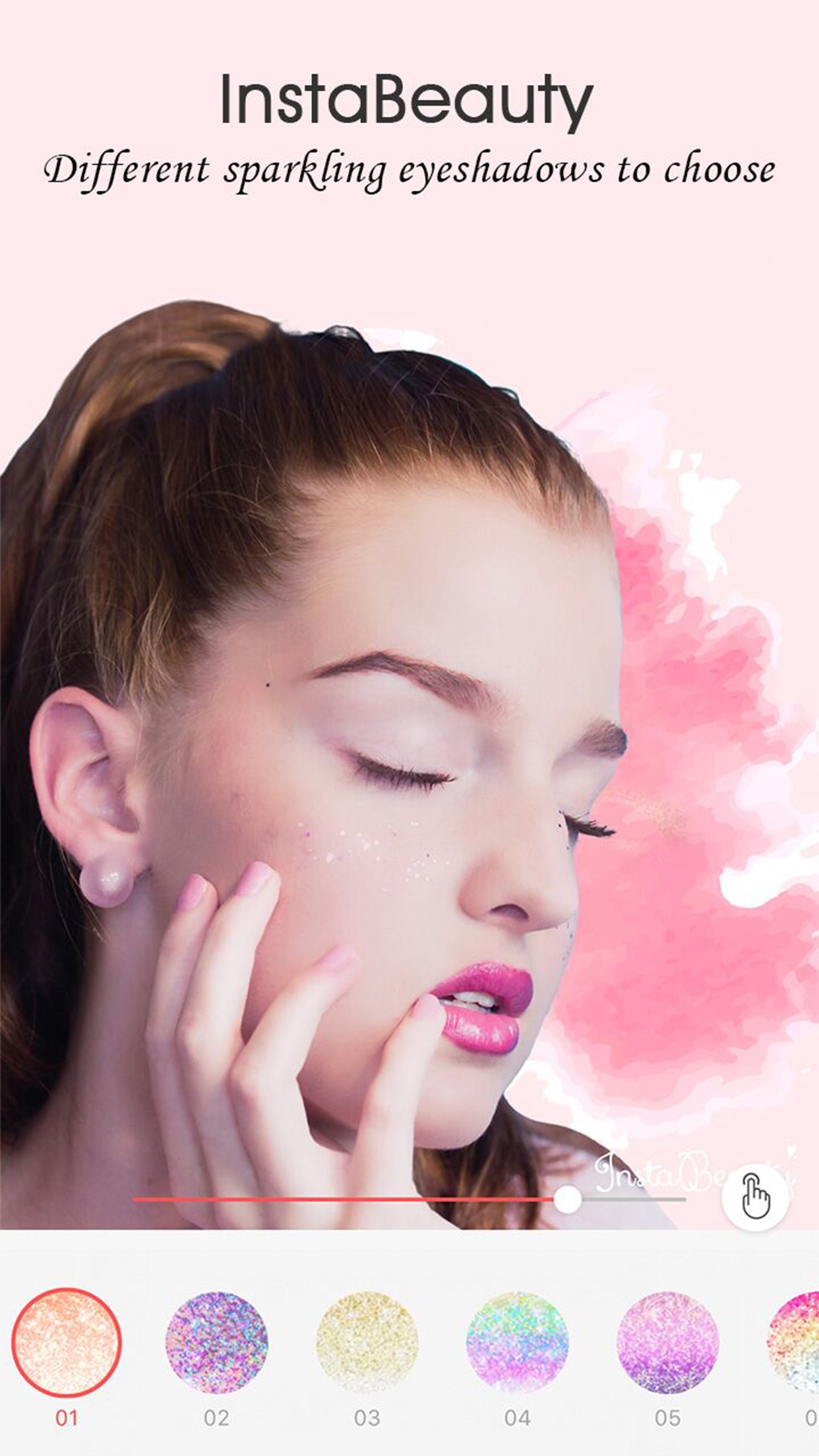 InstaBeauty - Makeup Camera! Screenshot