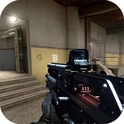 Counter Terrorist Range Combat