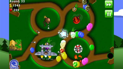 Bloons TD 4 Screenshot