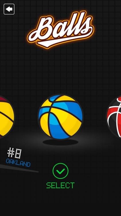 Dunkz - Basketball game screenshot-4