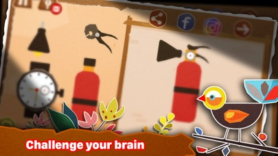Chigiri: Paper Puzzle Screenshot 2