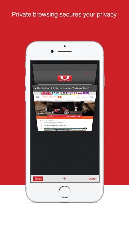 USearch Browser screenshot-4