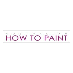 Australian How To Paint