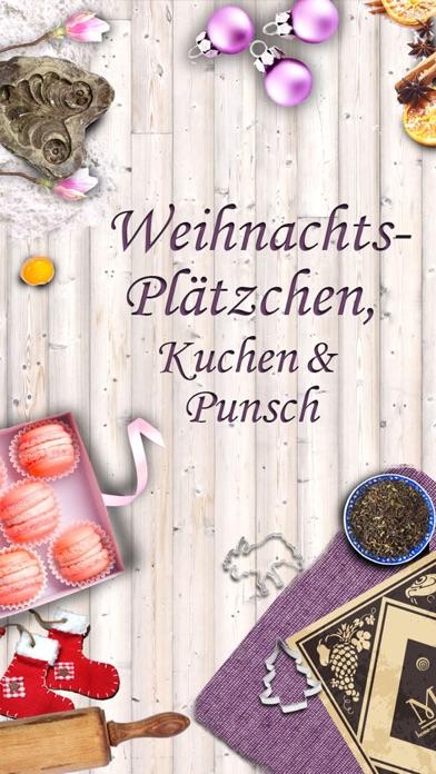 Screenshot for Weihnachts-Plätzchen & Kuchen in Germany App Store