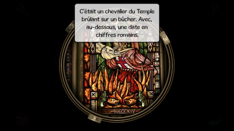 Chevaliers de Baphomet 1: DC