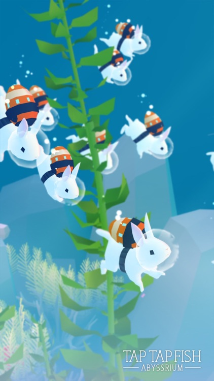 Tap tap fish abyssrium by sangheon kim for Tap tap fish guide