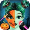 Halloween Makeup & Spa Salon