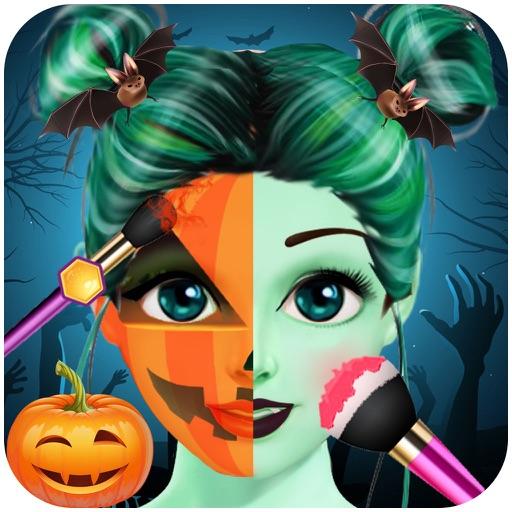 Halloween Makeup & Spa Salon