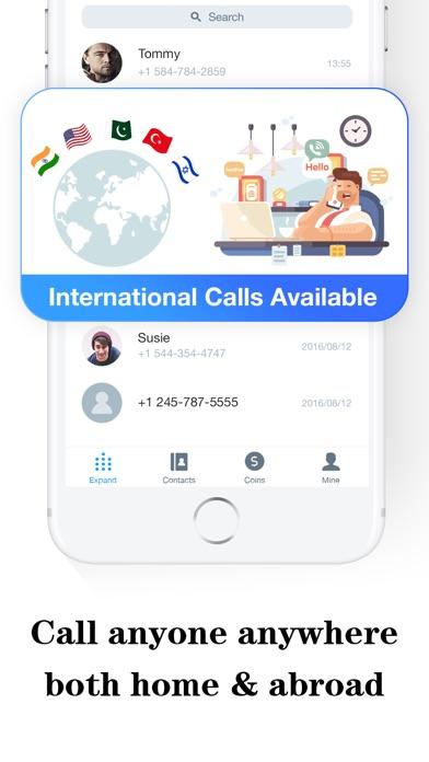 WeCall - International Callingのおすすめ画像1