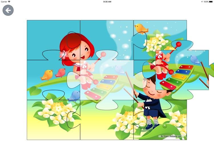 Kute Puzzle screenshot-3