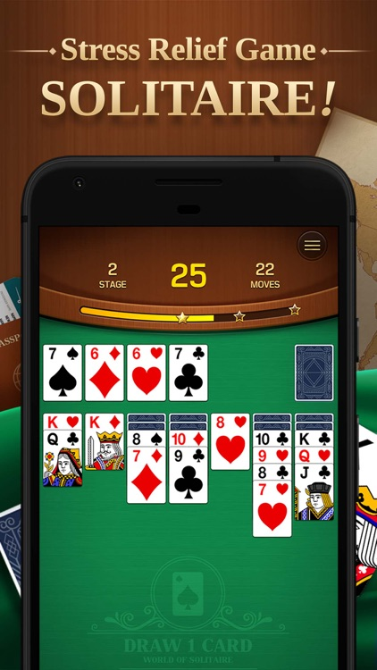 World of Solitaire: Card game screenshot-0